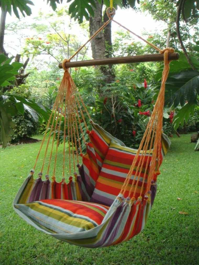 sillones colgantes de jard n terraza o patio. Black Bedroom Furniture Sets. Home Design Ideas