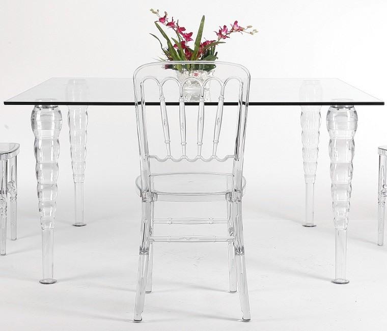 silla flores moderna mesa plantas