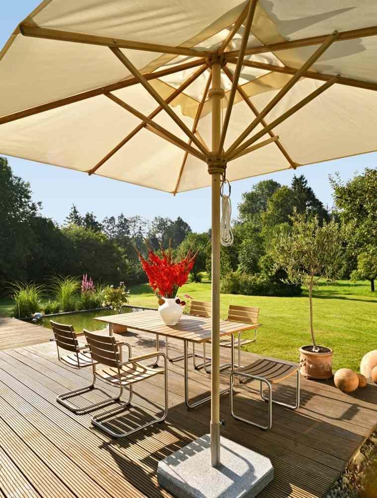sillas bonitas sommbrilla sol idea verano
