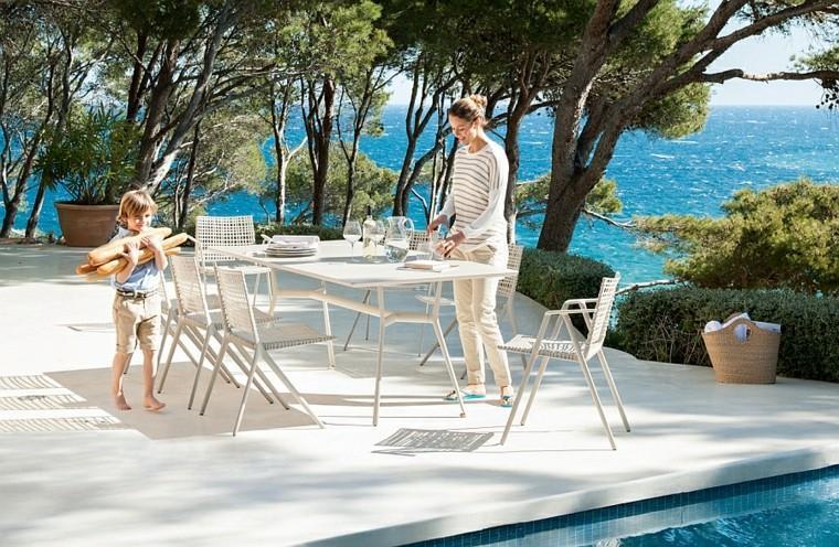 sillas coleccion diseño modernas elegantes ideas ecologicas