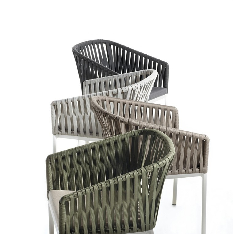 sillas colores variaciones aluminio modelos