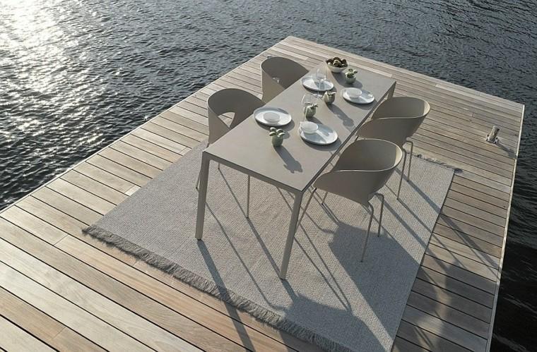 sillas ergonomicas diseño blanco comidas ideas exterior