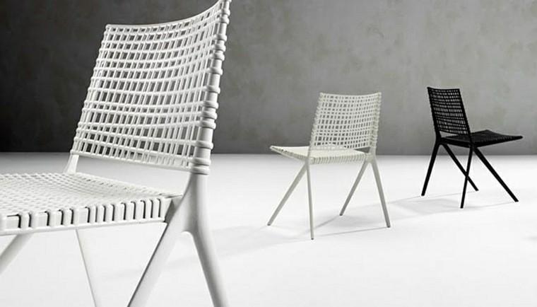 sillas exterior interior ideas estilo moderno original