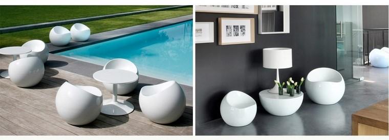 sillon relax blanco ideas moderno estilo diseno