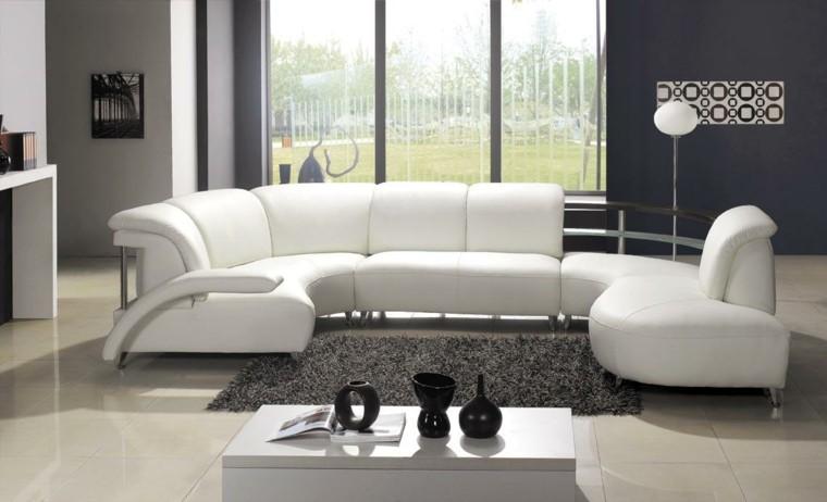 sofas modernos accesorios cuadro diseño