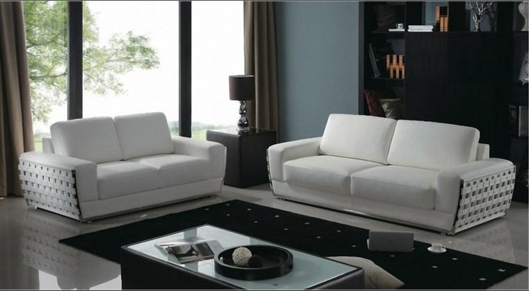 Sofas modernos dise os incre bles para el hogar - Sillones para espacios reducidos ...