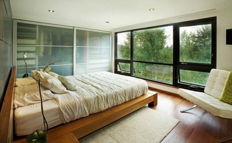 habitaciones modernas para solteras y solteros