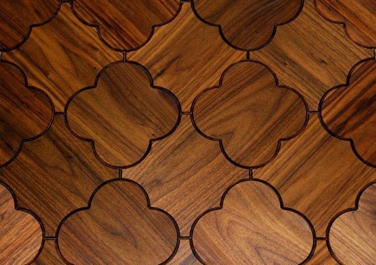suelo madera ideas interesantes innovadoras formas