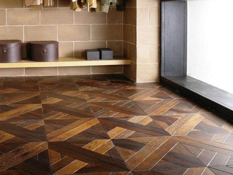 suelo madera solido resistente ideas modernas