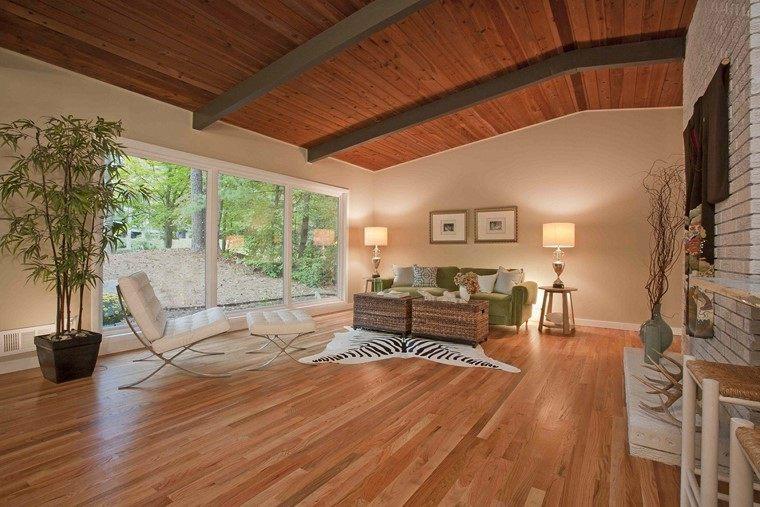 Suelos de madera asombrosos para el interior - Suelos madera interior ...