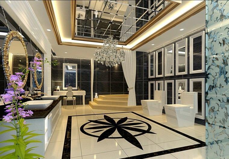 Ba os lujosos y modernos un placer nico for Banos de casas de lujo