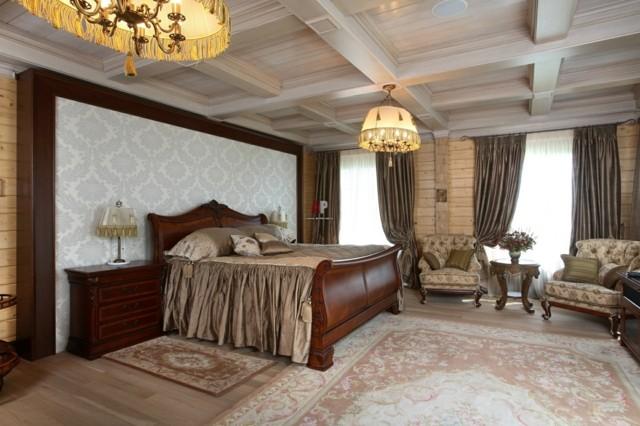 techo de madera blanco ideas increibles diseño casa