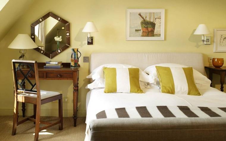 tendencia dormitorios moderno diseno simple espejo