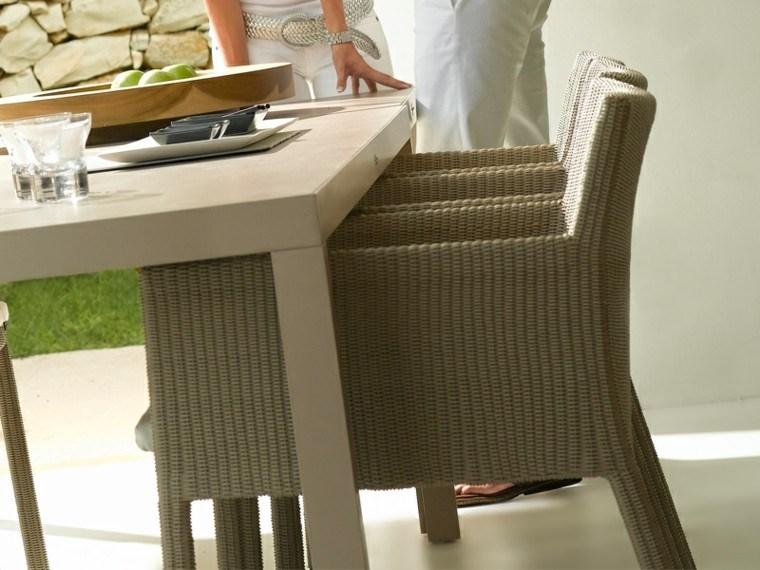 terra silla coleccion moderno mesa