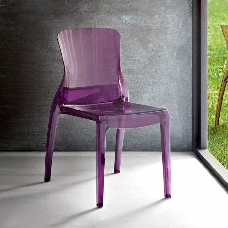 tiempos modernos y muebles silla ventana color