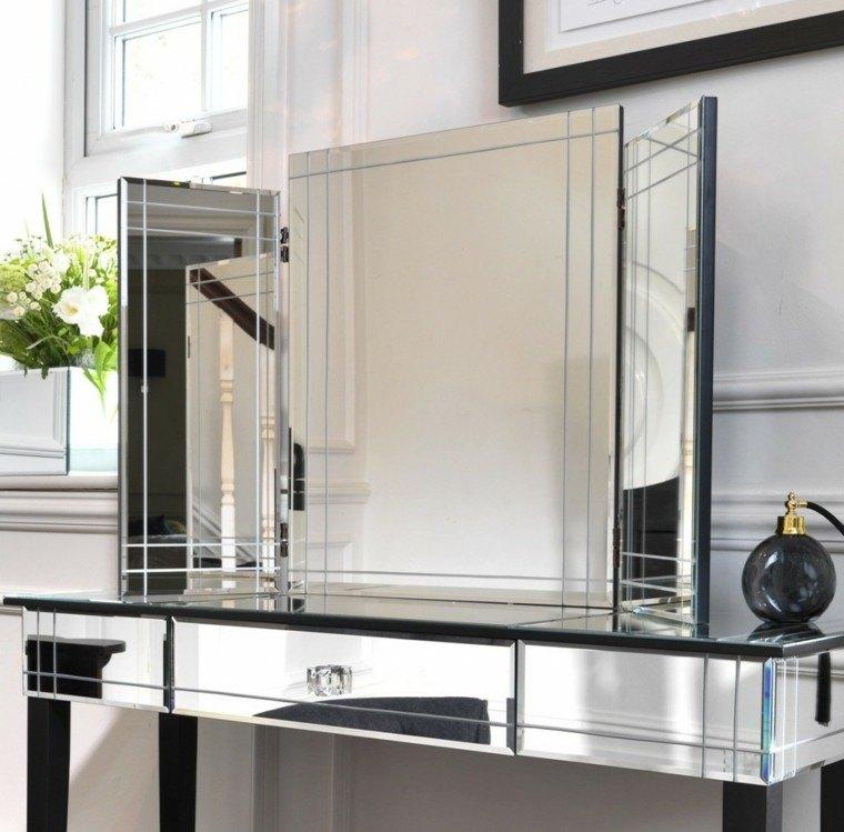 tocador espejo grande decorativo moderno