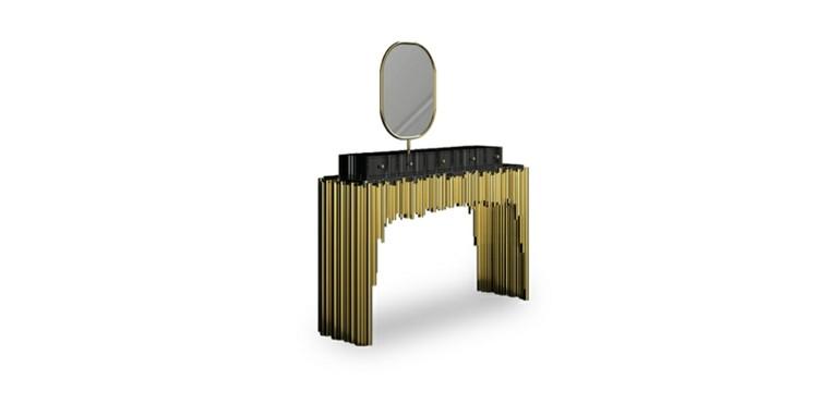 tocador modelo sinfonia con espejo