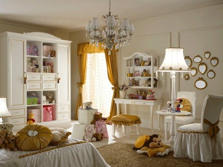 tradicional dormitorio decoracion armario juguetes