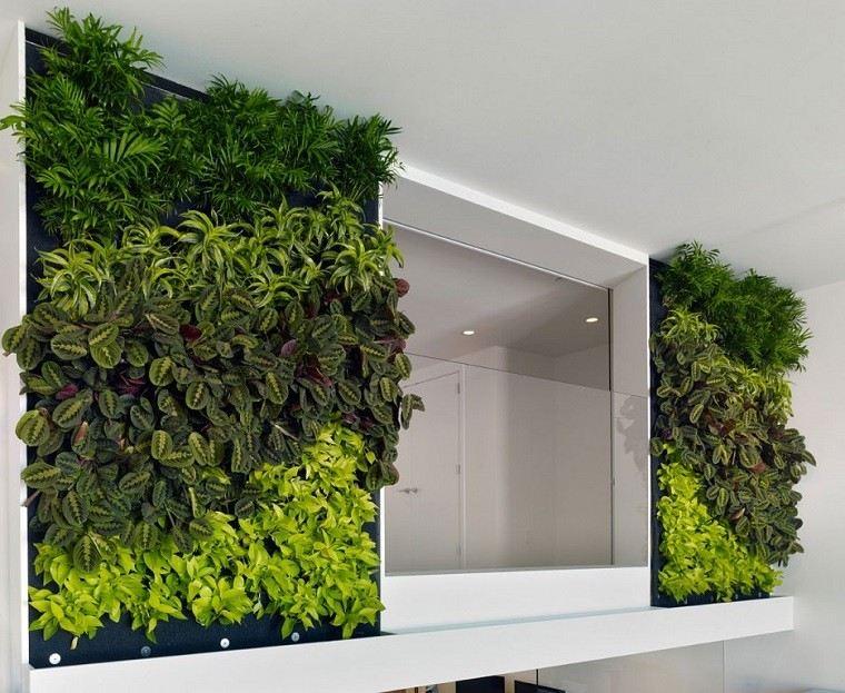 ventanales diseño moderno estupendos jardines