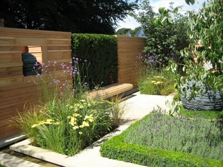 Como dise ar un jardin ideas que no puedes ignorar - Cierres de jardin ...
