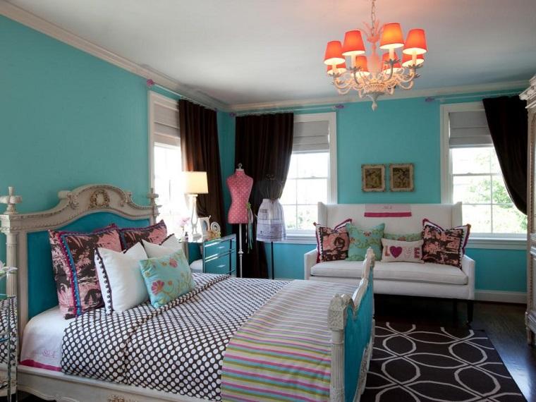 Dormitorios juveniles 100 ideas para tu adolescente for Cuarto para jovenes