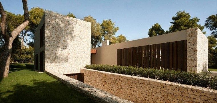 Casa El Bosque jardin garaje