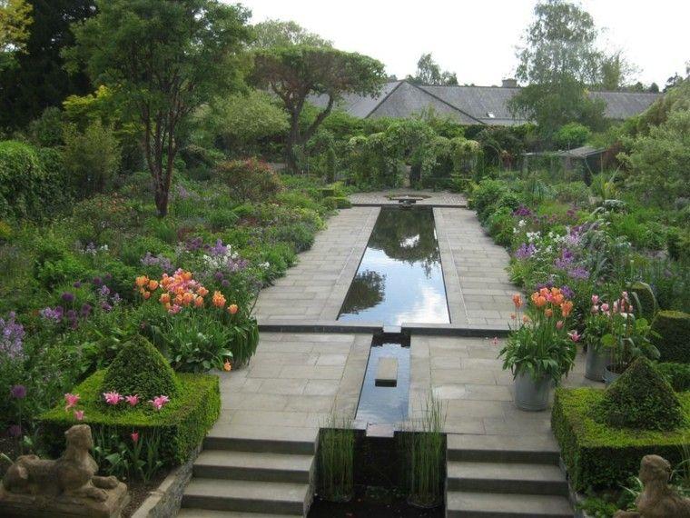 Helen-Dillon-diseno-jardin-agua-plantas