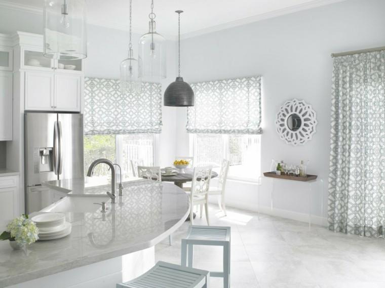 Krista Watterworth Coastal cocina blanca estilo moderno contemporaneo