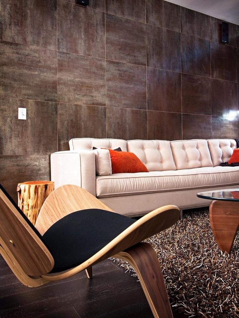 Vanessa DeLeon salon moderno sillas-sofa comoda ideas