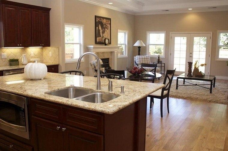 Ideas cocina, diseño y un ambiente funcional en casa.