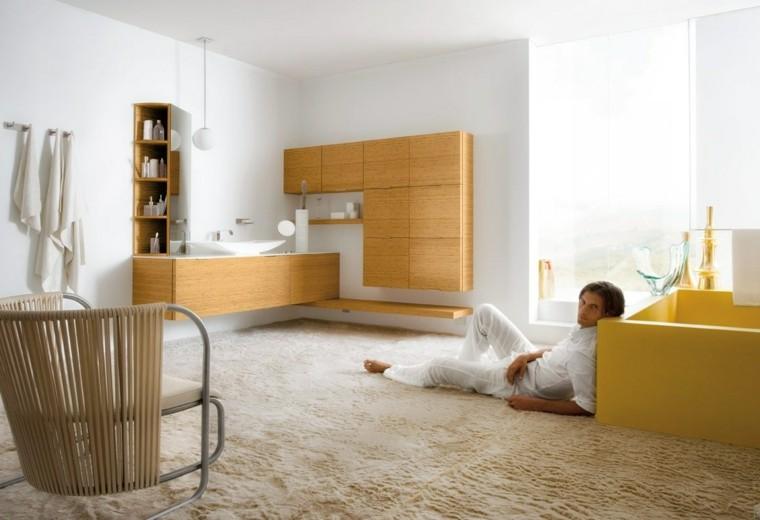 Accesorios baño moderno de lujo con diseño exquisito