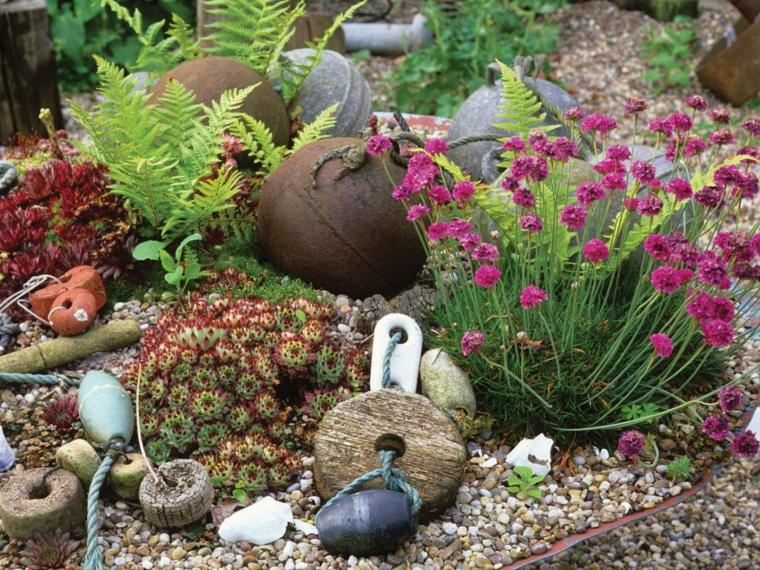accesorios jardin decoracion marina