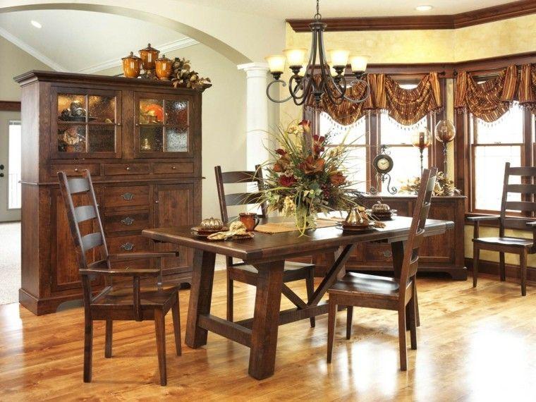 acogedor dorado cortinas sillas suelo