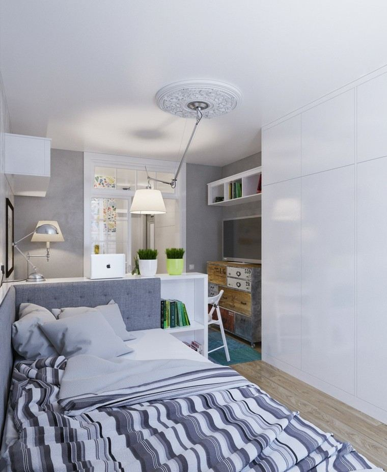 Apartamentos peque os ideas de dise os funcionales for Ideas para decorar apartamentos pequenos