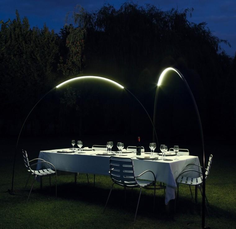 Accesorios jardin adornos muebles y luces de exterior for Luces led jardin