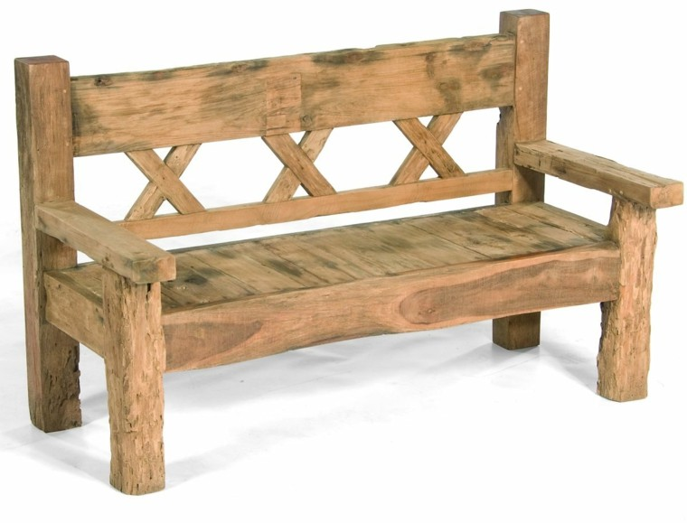 Muebles rusticos aires campestres para todo espacio - Mobiliario rustico ...