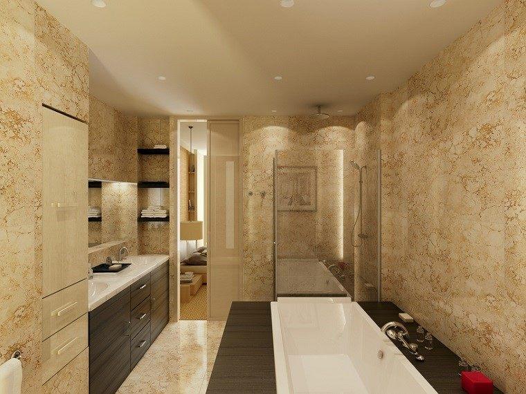 baos con ducha de bao con ducha y baera muy singulares baos con ducha