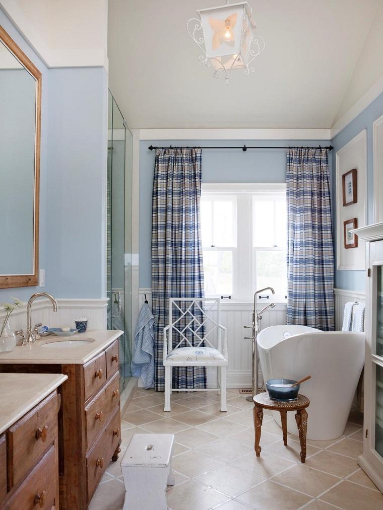 Baño Con Tina Pequeno:Baños pequeños modernos con decoraciónes originales -