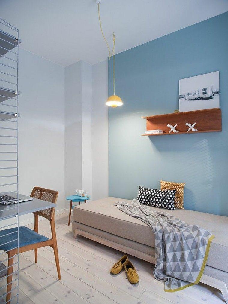 Belleza y estilo en dormitorios con dise o escandinavo - Estilo y diseno ...