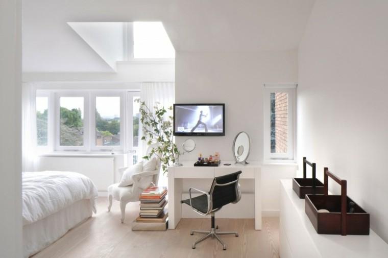 belleza comodidad estilo dormitorio diseno escandinavo moderno