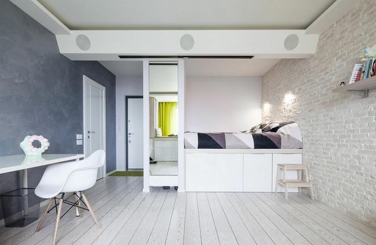 belleza estilo minimalista dormitorio diseno escandinavo moderno