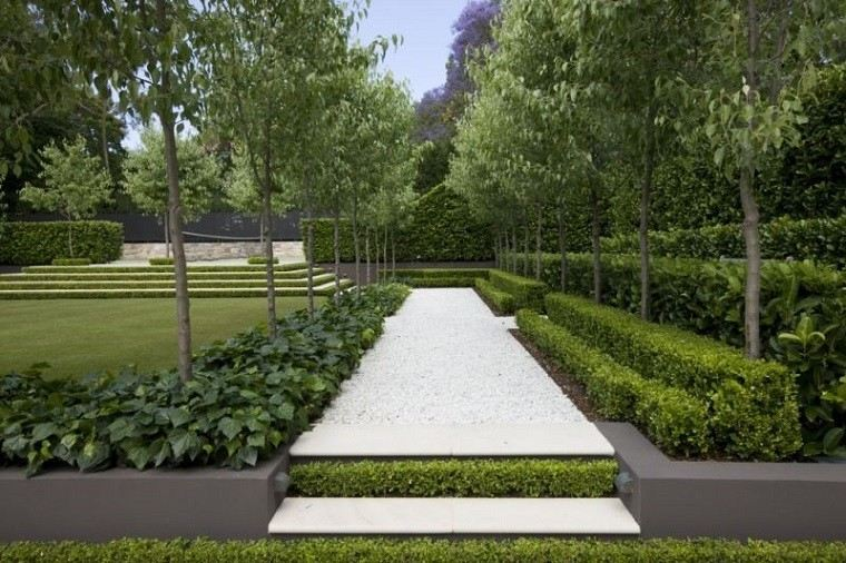 arena y gravilla para el dise o de jardines modernos On color de jardín de grava
