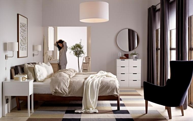 Fantas a y modernidad 50 ideas para el dormitorio - Butaca dormitorio ...