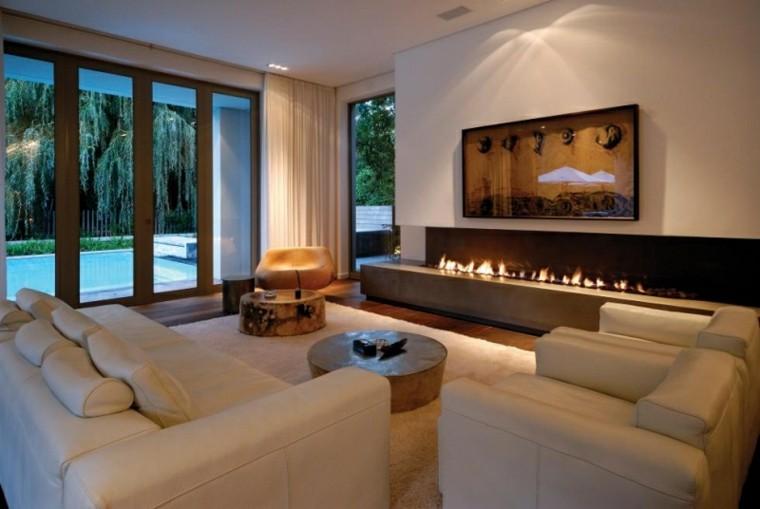 Calidad y modernidad para los muebles del salón