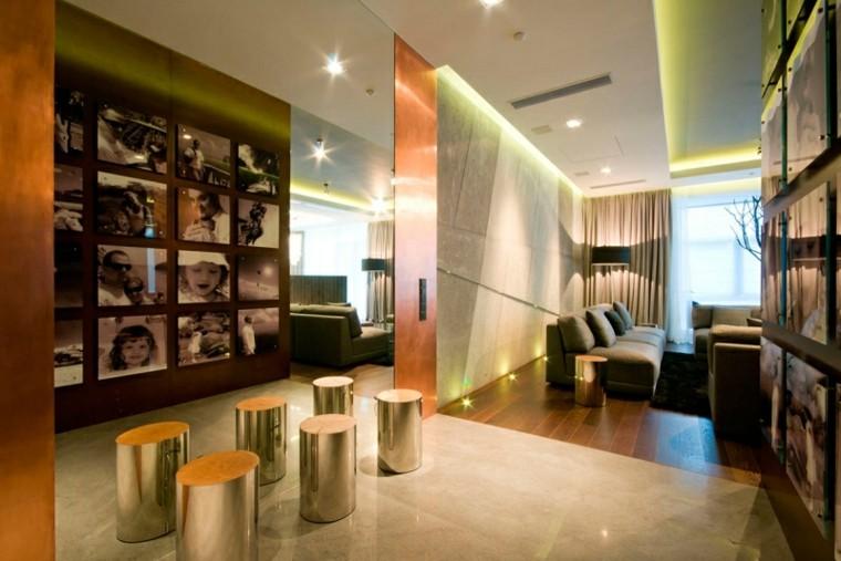 calidad muebles salon moderno taburetes originales ideas