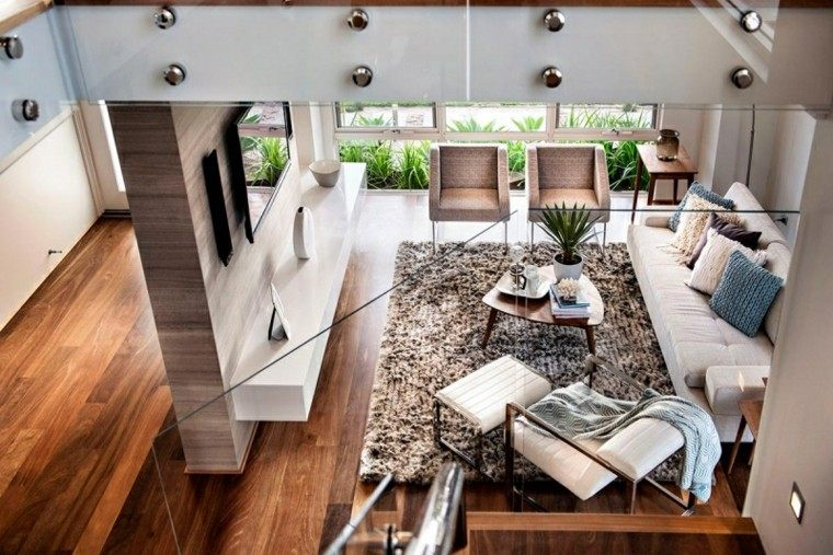 Calidad y modernidad para los muebles del salón -