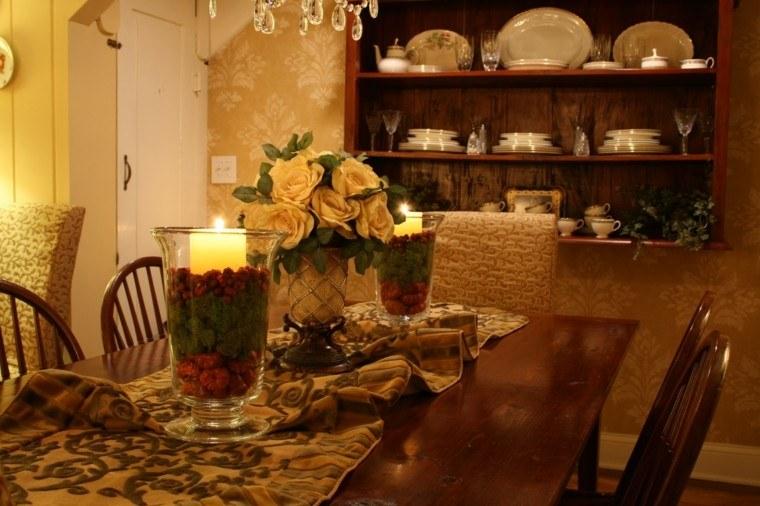 calido velas romantico granja iluminacion
