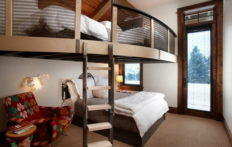 Mezzanine Bedroom Small Kids Rooms