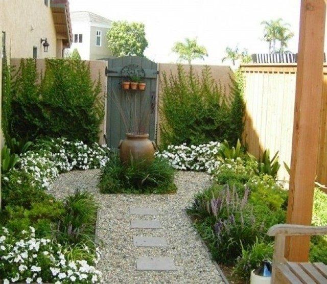 camino piedras diseño jardines zen