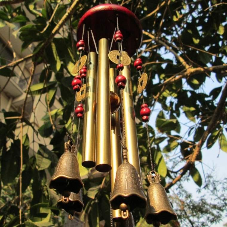 campanas viento accesorios jardin deco